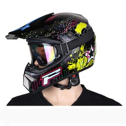 Wholesale Open Face Helmet Dot - Free Shipping Professional Light Motorcycle Helmet DOT approved cross helmet M L XL 20 colors available