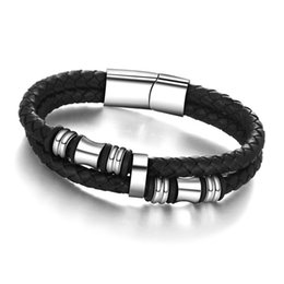 Wholesale Copper List - Jewelry new listing woven leather bracelet Taobao Tmall men's personality
