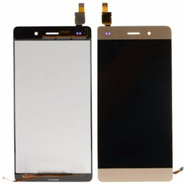 Wholesale Replacement Works - For Huawei Huawei Ascend P8 Lite Test Working GoodLCD Display + Touch Screen Digitizer Assembly Replacement With Free Tools