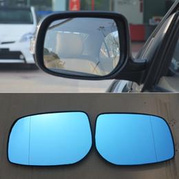 2019 segnale di turno toyota Per Toyota Corolla HG Specchietto retrovisore per auto Grandangolo Hyperbola Blue Mirror Arrow LED Luci di direzione a LED sconti segnale di turno toyota