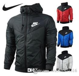 Wholesale Women S Hoodie Tracksuit - Hot Sale Free shipping New Man Spring Autumn Hoodie Jacket men Women Sportswear Clothes Windbreaker Coats sweatshirt tracksuit