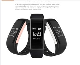 Wholesale Korean Model Male - New model X9 smart bracelet 0.96 big screen blood oxygen heart rate smart watch