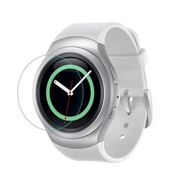 Wholesale Galaxy S2 Glass - For Samsung Gear S3 Tempered Glass Ultra-thin For Samsung Gear S2 Classic Watch Film 9H Screen Protector