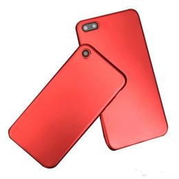 Promoções celulares on-line-2017 caso chinês vermelho caso celular produto vermelho edição especial cobertura total de 360 graus com pacote de saco de opp