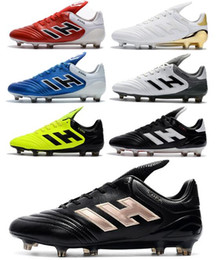 Wholesale Discount Indoor Soccer Shoes - Free Shipping New Copa 17.1 FG NMen's Indoor Soccer Shoes,Cheap Genuine Leather Soccer Cleats Big Discount Football Shoes