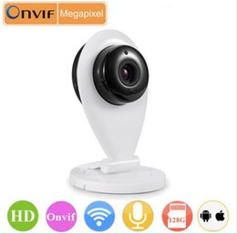Wholesale Network Security Megapixel Camera - SP009 Wireless ip camera wifi HD 720P indoor 1.0 Megapixel P2P 720P Video IR Network Camera Wifi Security IP Camera