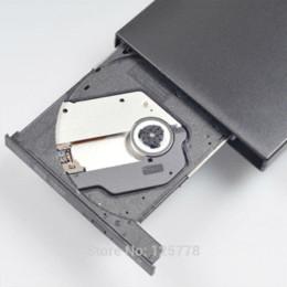 Wholesale Blu Ray Rewriter - External Blu ray 6X Burner Writer Rewriter 3D Movie Reader USB2.0 Drive 8X DVD CD RW Combo Blu-ray Bluray For Laptop PC