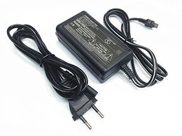 Wholesale Ac Adapter Camcorder - AC DC Battery Power Charger Adapter For Sony Camcorder AC-L25 A AC-L25B AC-L25C