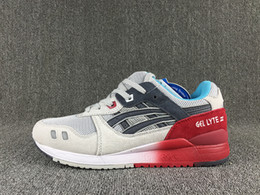 Wholesale Spring Come - Asics Gel-Ltye V New Style Running Shoes Mens And Womens Soft and comfortable Lightweight Athletic Sneakers Eur 36-44 Come With Box