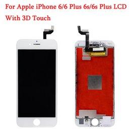 Per iPhone 6/6 Plus 6s / 6s Plus con display LCD Touch 3D Touch Digitizer Schermo completo con sostituzione del telaio completo da