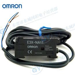 Wholesale Fiber Sensors - E3X-NA11 Optical Fiber Amplifier Sensor Photoelectric Sensor Brand New Very High Quality Warranty For One Year