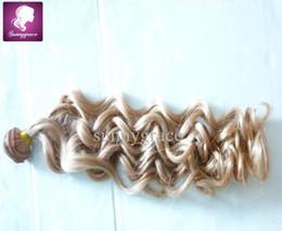 Wholesale Real Raw - Deep wave Malaysian virgin hair color #27 unprocessed raw malaysian remy human hair weaving top grade real human hair
