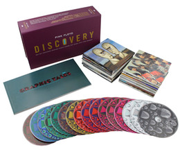 Wholesale Branded Kids Collection - Pink Floyd Discovery BoxSet Complete Album Collection 16CD music CD Box Set Brand New Factory SEALED Top Quality