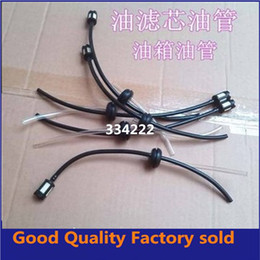 Wholesale Fuel Hose Pipe - 5 Sets Replacement Grass Trimmer Brush Cutter Fuel Hose Pipe Oil Pipegood quality with free shipping charge
