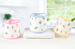 Wholesale Newborn Babies Belts - Wholesale- Cotton Baby Nursing Bellyband Newborn Umbilical Cord Care Baby Girl Boy Stuff Navel Guard Belt Belly Band for 0-12 Months Babies