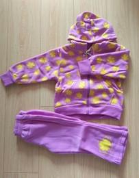 Wholesale Girls Velvet Pants - Kids Velvet Clothing Suits Princess Girls Fashion Hooded Coats+Casual Pants 2 PCS Kids Winter Clothing Sets 5 S L