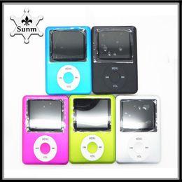Argentina Reproductor de video multimedia MP3 MP4 de calidad ultraalta Reproductor de música Pantalla LCD Soporte sin tarjeta TF Con auriculares hbq i7 770001 Suministro