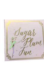 Новый роскошный бренд maquillage палитра теней для век сахар сливы весело Maquillage палитра DHL доставка от