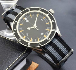 Wholesale gents wristwatches - New Luxury mechanical men 300 Master Co-Axial 41mm Automatic Gents Watches James Bond 007 Spectre Mens Sports Watch Wristwatch
