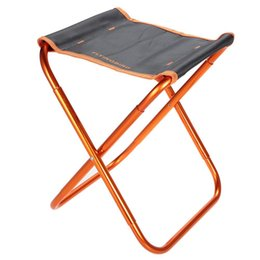 Wholesale Camping Stools Chairs - Outdoor Portable Fishing Chair Seat Outdoor Lightweight Foldable Chair Camping Fishing Stool for Picnic Beach Chair