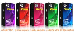 Wholesale Toys For Femal - 100 Pieces Top Quality G Spot Condom Delay Ejaculation Sexy Product Femal Condoms Sexy Toys for Men Condoms Particle Thin Camisinha
