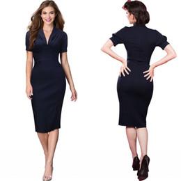 Wholesale Casual Chiffon Navy Dress - 2016 Women Summer Casual Dresses Short Sleeves Dark Navy Beach Dress Maxi Dresses Sexy Elegant Plus Size dress Vestidos Free ShippingFS0073