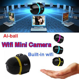 UK camera moblie - Ai-ball World's Smallest Ultraportable Wireless Mini Wifi Surveillance Camera IP Hidden Camera Spy For Moblie iPhone Tablet PC