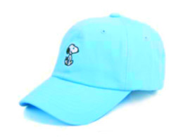 Wholesale Flats Fishing Hat - 2016 Cartoon Snoopy Peanuts Snapback Hat Trucker Visors Cap LOVE figureBird fish Embroidery Comic Baseball Hats Bone Golf Hat Gorras Chapeau