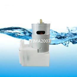 Wholesale Vacuum Pump Bar - WHOLESALE 12v 2.5 bar high pressure Mini vacuum pump medical vacuum diaphragm pump mini vacuum pump small mini vacuum pump suction pump