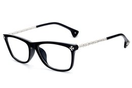 Wholesale Spectacles Frames For Men Fashion - Glasses Frame Eye Frames For Women Men Clear Glasses Optical Clear Lenses Mens Vintage Spectacle Fashion Frames Designer Glasses 9J1T66