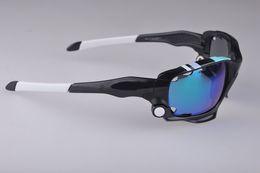 2016 nova Chegada 30o aniversário Óculos De Sol Do Esporte Ao Ar Livre UV400 3 Lente SunGlasses de