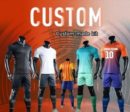 Wholesale Print Purchasing - All football wear DIY Groups or individuals soccer jersey uniform shirt at training suit group purchase custom printing..