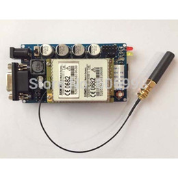 Wholesale Telephone 4g - TC35 GSM Module GSM Development Board SMS Message Telephone Support 2G 3G 4G Global Availability