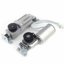 Wholesale 24v Brushless Dc Motors - Brushless DC 24V 65W Motor For Automatic Sliding Door