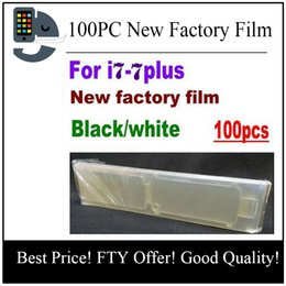 Wholesale Iphone Factory Protector - front Protective Film Factory film For iPhone 7 7P 5.5 inch Screen Protector Guard