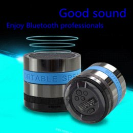 Wholesale M Audio Subwoofer - High Quality Box Of Sound Bluetooth Home Theatre,Metal Subwoofer Vibration 10 M Wireless Speaker,TF USB Portable MINI Speakers