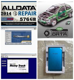 Wholesale Mitchell Manager - 46 in1 with 1TB usb HDD fit win7 win8 Alldata 10.53+161gb Mitchell 2015 + UltraMate+manager+tecdocs+elsaa5.2+vivid workshop