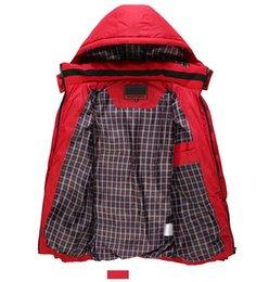 Wholesale 6xl mans winter coats - High Quality Brand Men Sports Jackets Warm Thick Plus Size L-6XL Man Down outdoor Jacket Coats For Autumn Winter