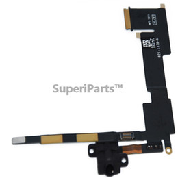 Wholesale Iphone 3g Audio Cable - For Ipad 2 Headphone Audio Jack Flex Cable 3G  Wifi Version Tracking NO.