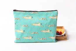 Wholesale Ipad Purse Women - designer handbags storage bag makeup bags Cosmetic Bag coin purse Clutch bag organizer christmas gift Mobile phone ipad bag