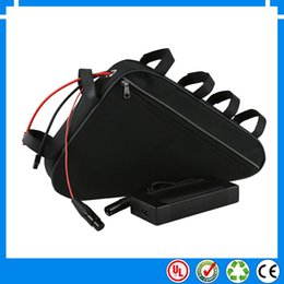 Wholesale Battery Electric Bike 48v - 48V 20AH electric bike battery li-ion lithium battery power 1000 times cycle with charger BMS