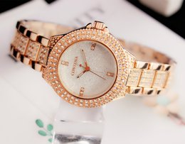 Wholesale Women Watch Leather Band - Famous Brand Watches Women Men'S Luxury Watches Mens Diamond Watch Mens Luxury Watches Leather Bands Luxury Diamond Brand Watch Diamond