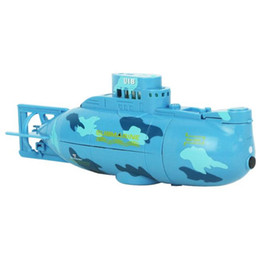 Wholesale Water Powered Toys - Wholesale- 2017 Chamsgend RC Water Boat 6CH Speedboat Model High Powered 3.7V Toy Boat Plastic Model Large RC Submarine Outdoor Toys Y7811