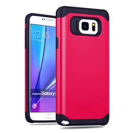 Wholesale Case For Iphon - Hybrid Shock Absorption Slim Armor Tough Armor Case without retail package universal case For IPHON 6 7