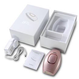 Épilateur utilisé en Ligne-Dispositif d'épilation au laser MINI IPL: Épilateur permanent 150000 Flash pour une utilisation à la maison complète