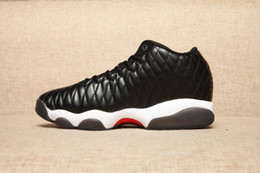 Wholesale Mens Quilted Leather - Top Quality Retro 13 Horizon Low Premium Quilted Black mens Basketball Shoes Sneakers Sport Shoes cheap 13s men shoes black white red US7-12