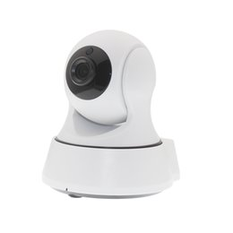 Wholesale Protection Monitoring - Wifi IP Camera HD 720P Wireless 1MP Smart CCTV Security Camera Network Baby Monitor Home Protection Mobile Remote Cam