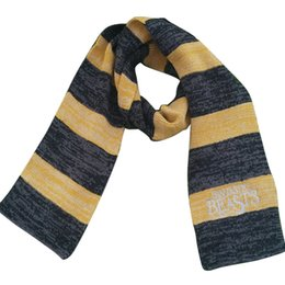 Wholesale Beast Man Costume - Wholesale-Halloween Scarfs Newt Scamander Cosplay Scarf Fantastic Beasts and Where to Find Them Cos Boas Women Men Scar free shipping