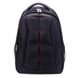 Wholesale Popular Computers - Popular man bag 28L travel, daily pack backpack 18.5 inch laptop, leisure carrying school bag black