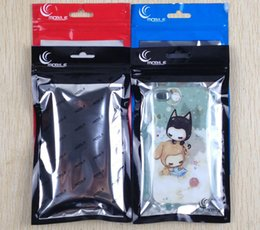 Wholesale Stripes Plastic Bag - 10*18cm clear + Aluminum Letter twill stripe Mobile phone cover case retail Zipper top poly PP OPP plastic packing bag 1000 pcs